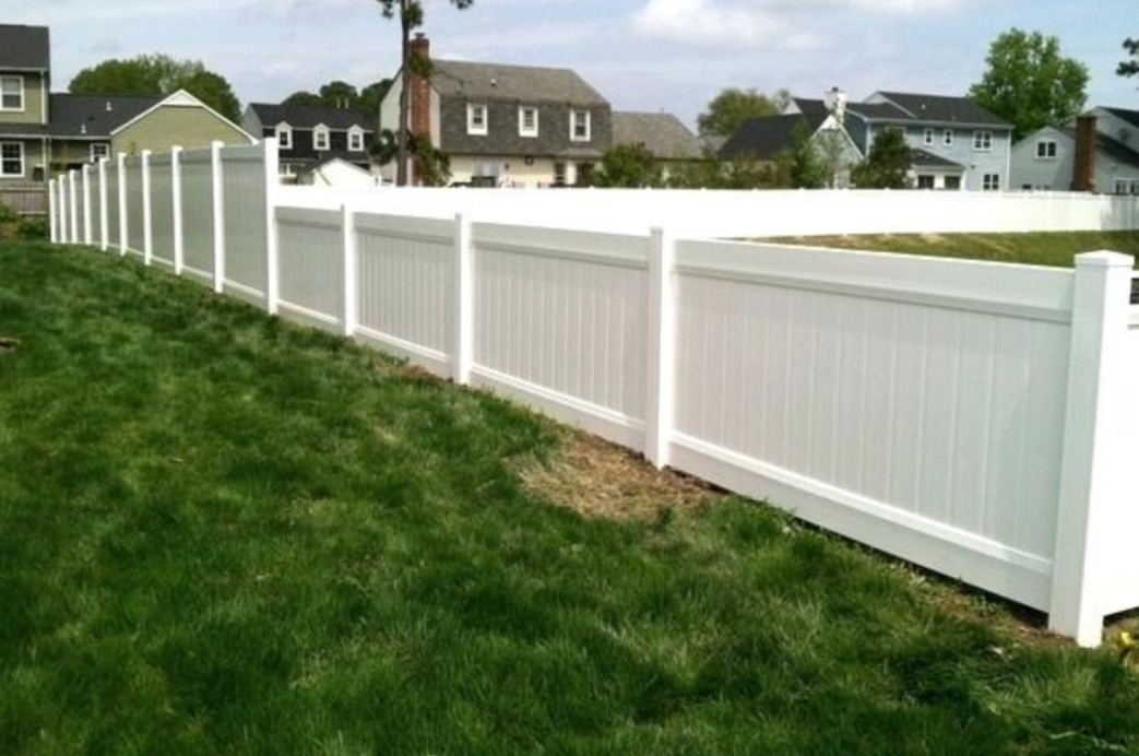 houston commercial fencing company