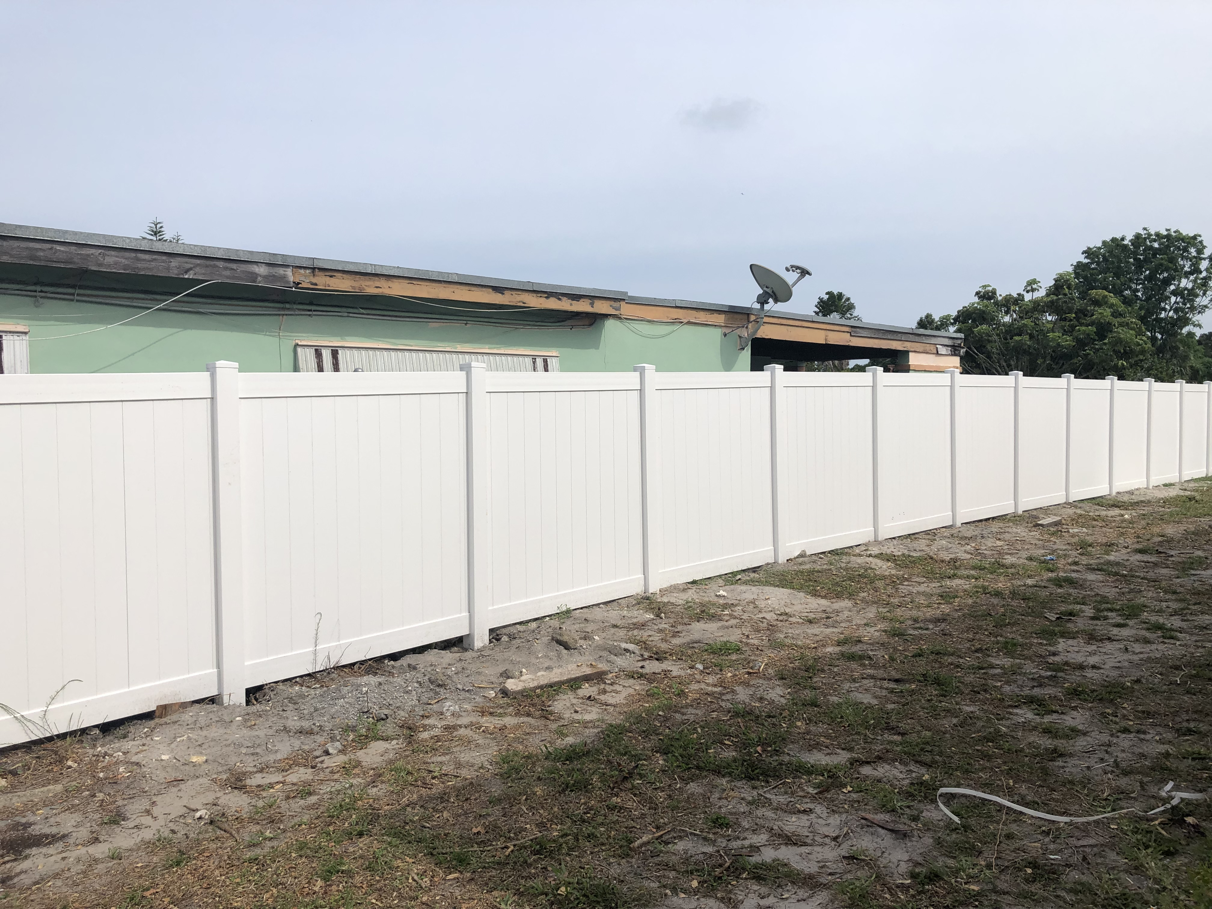 common fence styles installed in houston