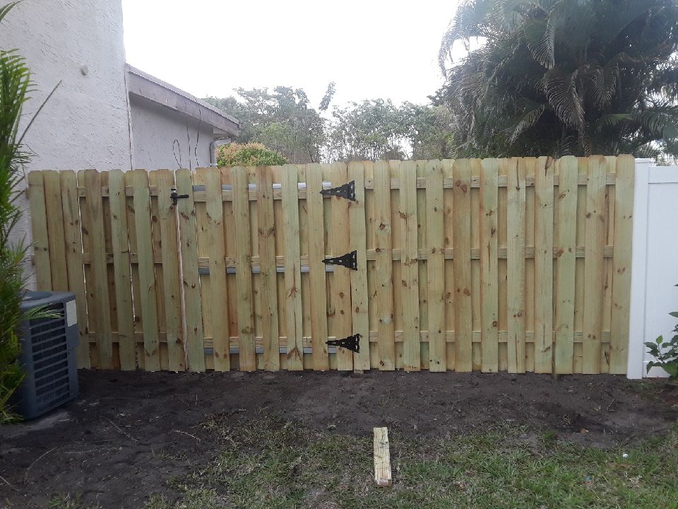 houston residential fence company